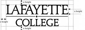 Lafayette-logo-spacing