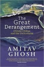 "Book cover, ""The Great Derangement: Climate Change and the Unthinkable"""